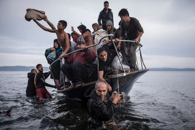 First Prize Stories General News - 2016 World Press Photo