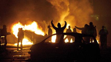 Erneut Gewalt in Pariser Vororten