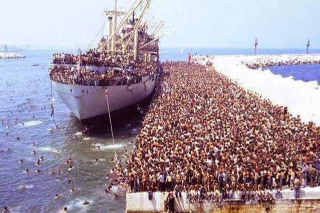 Refugees RL