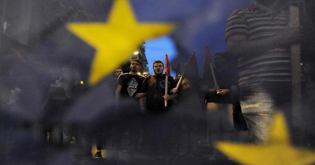 Ende von Europa
