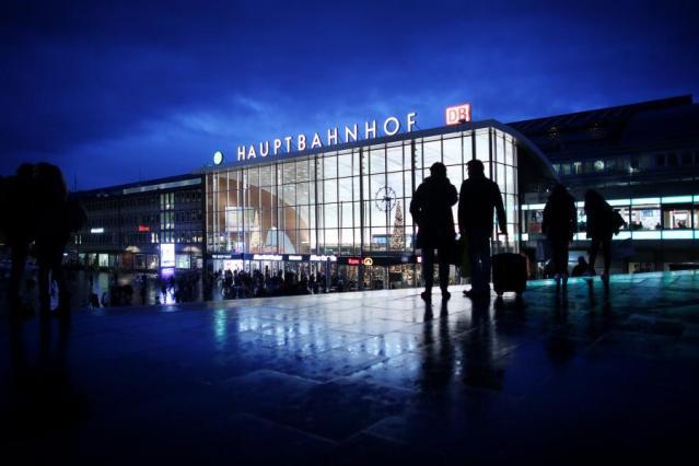Hauptbahnhof-Koeln
