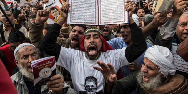 Egypt Remains Divided Ahead Of Upcoming Constitutional Referendum