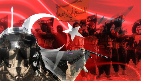 The Fake War on ISIS- US and Turkey Escalate in Syria