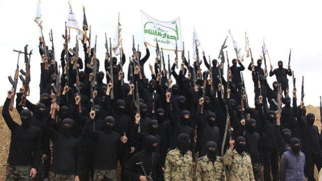 syrian-jihadists