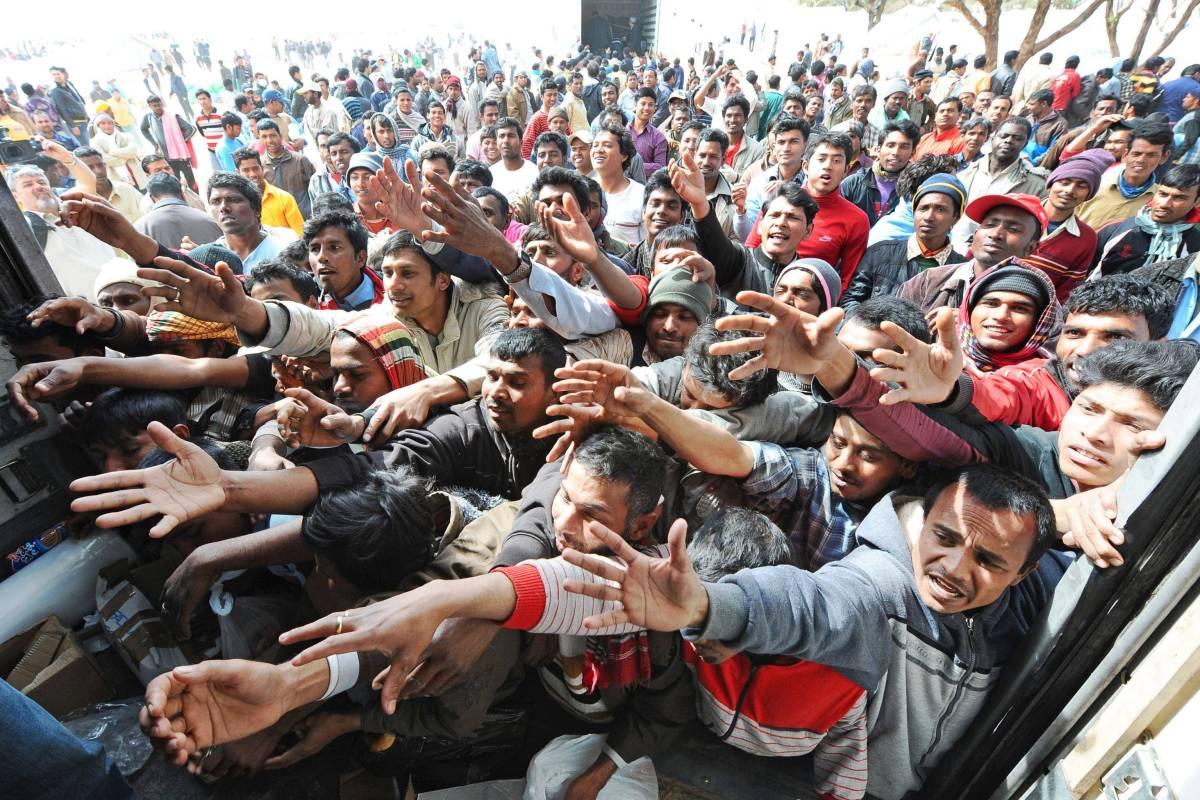 EU: 1.3 Mio Migranten jährlich